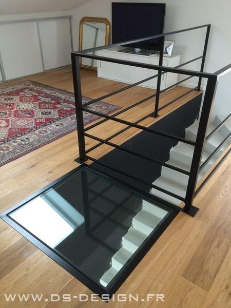 Good luminaires d exterieur 9 plancher verre fabrication for Plancher exterieur